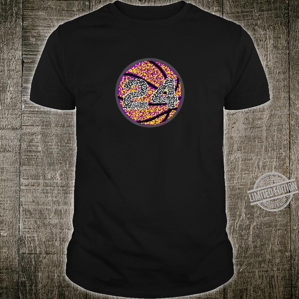 24 basketball Shirt