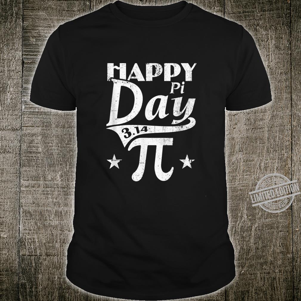 3.14 Pi Day for Teachers, Professors, & Math Fans Shirt