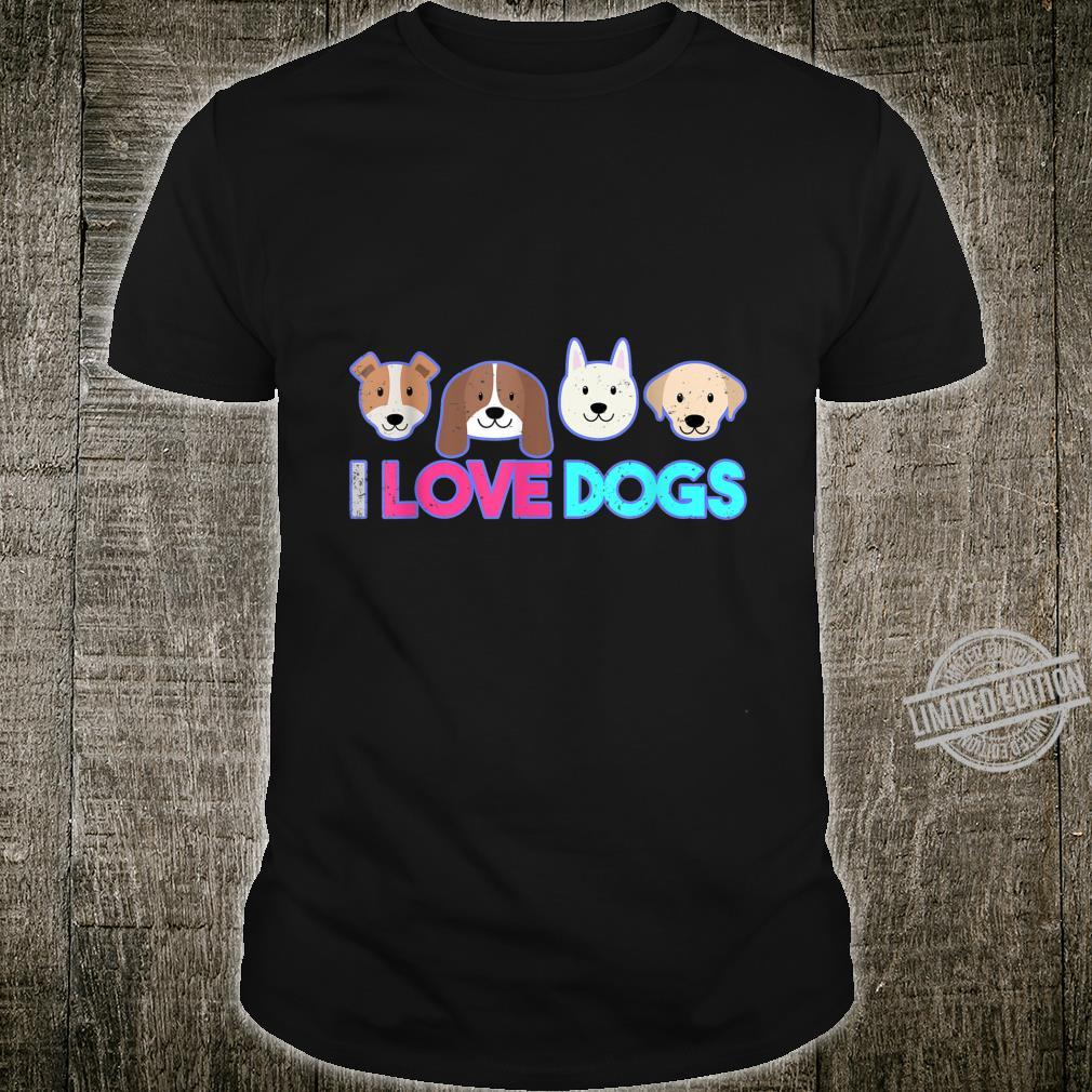 Animal Pet Owner Dogs Shirt