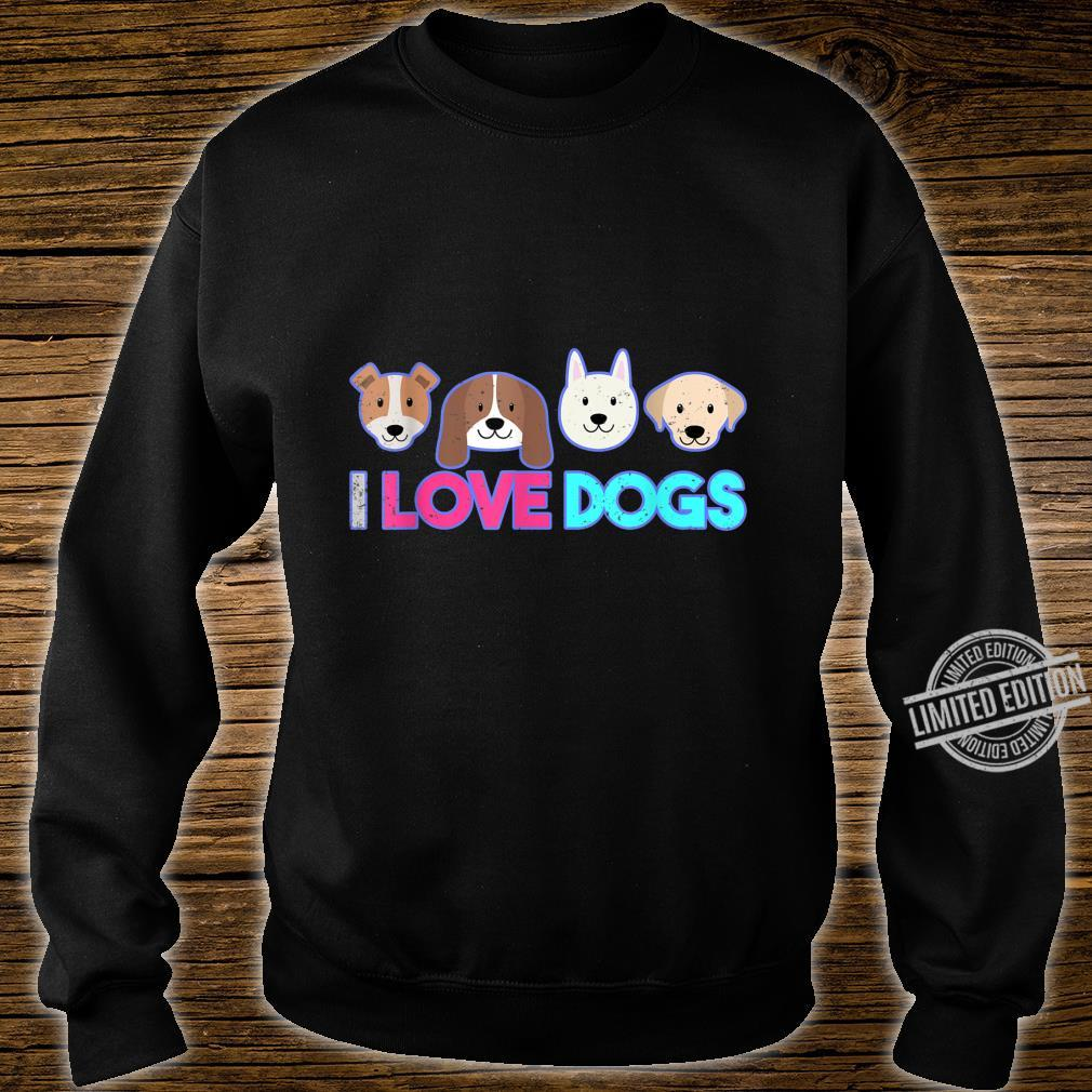 Animal Pet Owner Dogs Shirt sweater