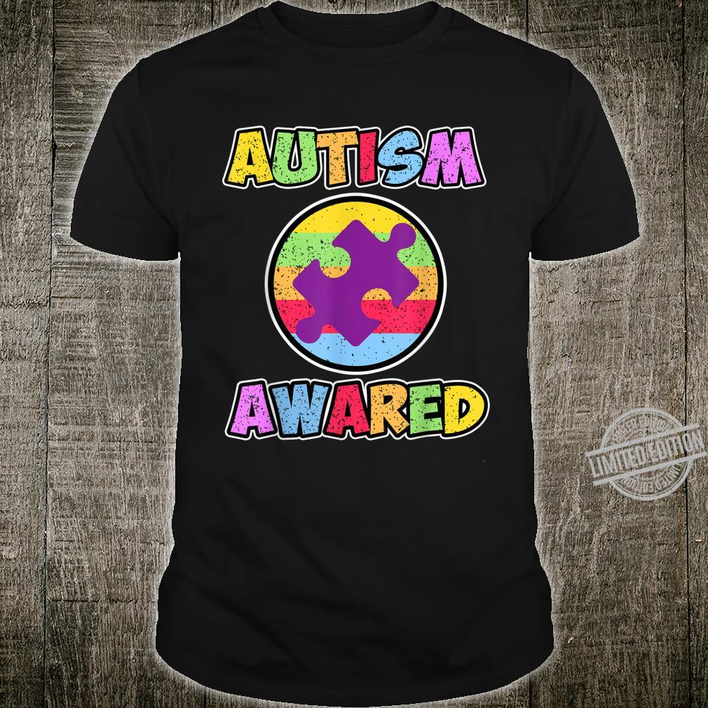 Autism Awared für Männer & Frauen Autismus Shirt
