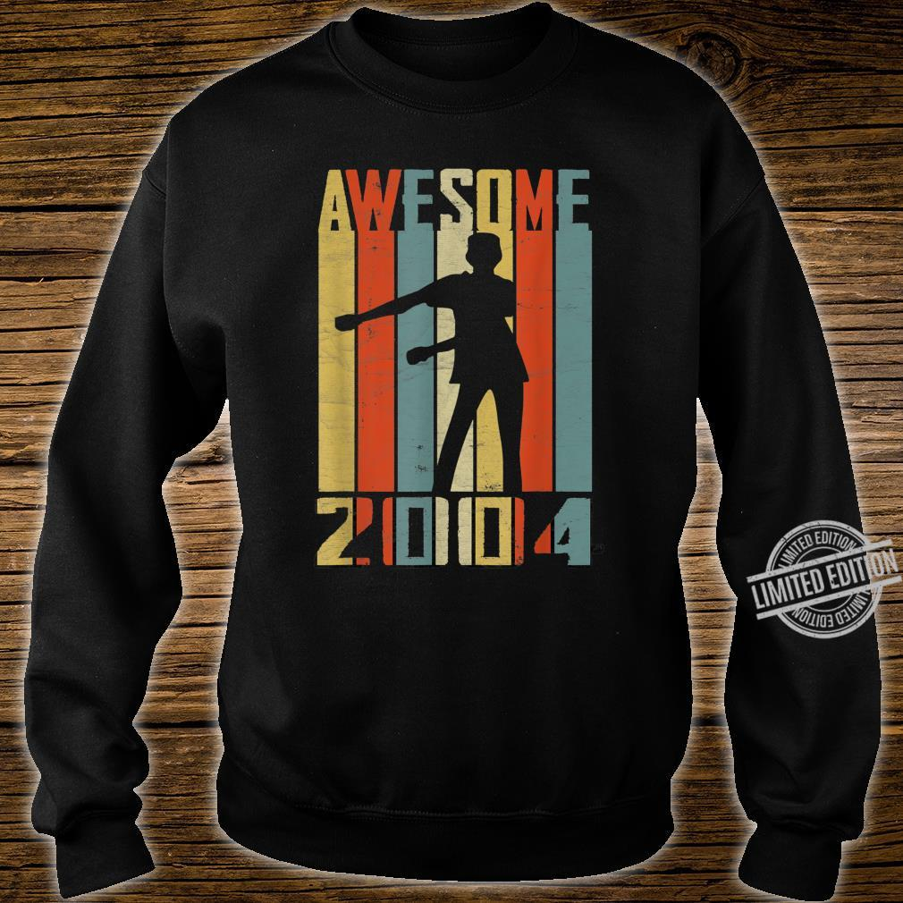Awesome Since 2004 Vintage Floss Dance 16 Yrs Old Bday Boys Shirt sweater