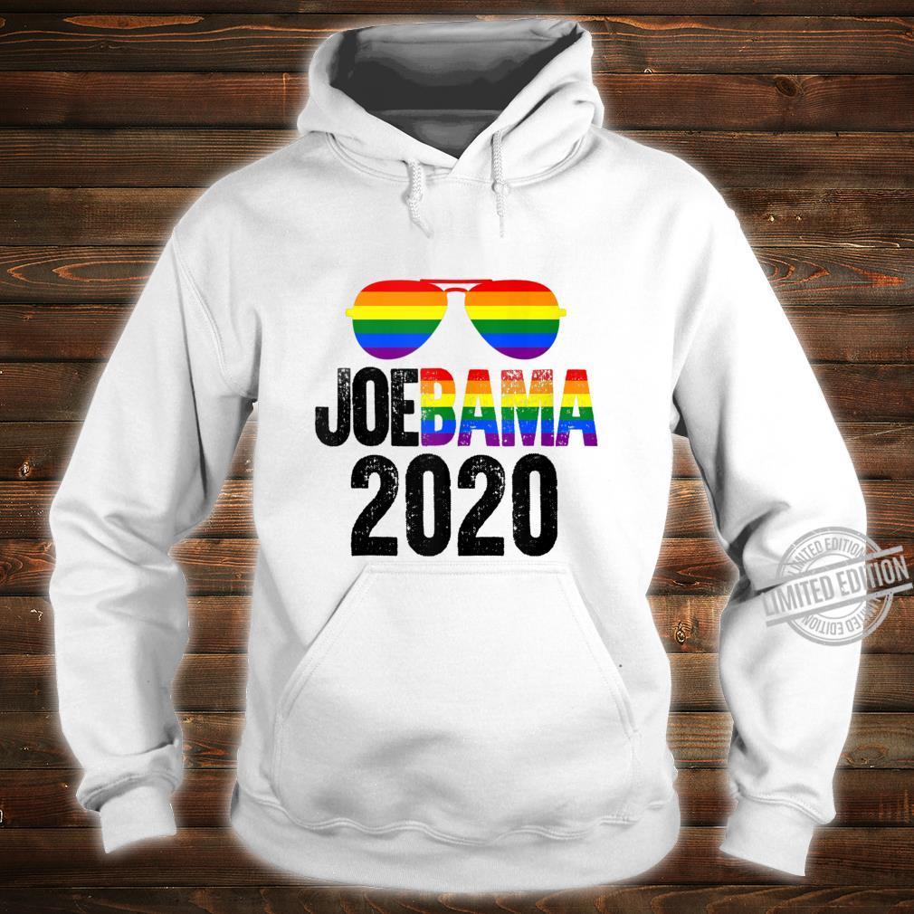 Barack Obama Joe Biden Shirt JoeBama 2020 Gay LGBT Fun Shirt hoodie