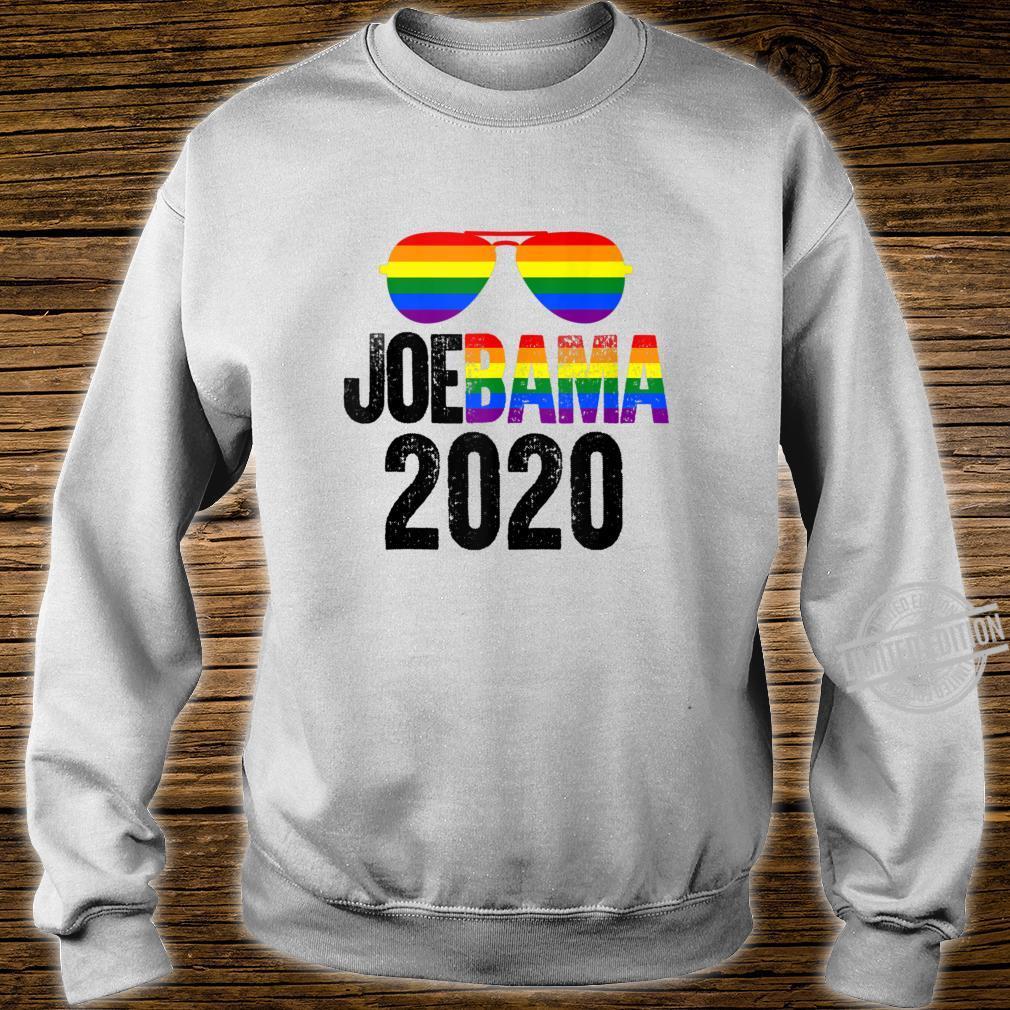 Barack Obama Joe Biden Shirt JoeBama 2020 Gay LGBT Fun Shirt sweater