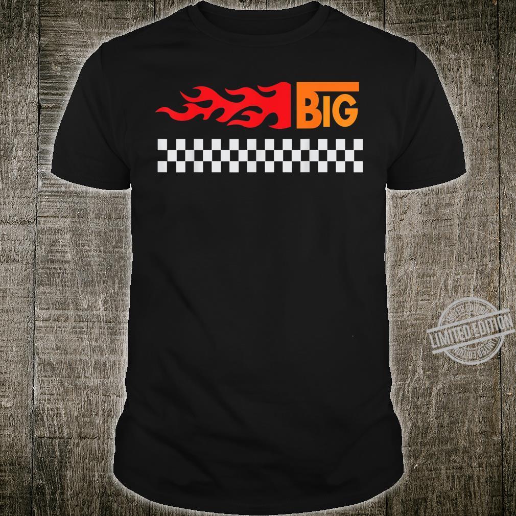 Big Reveal Sorority Little Sister Big Little Week Fire Big Shirt
