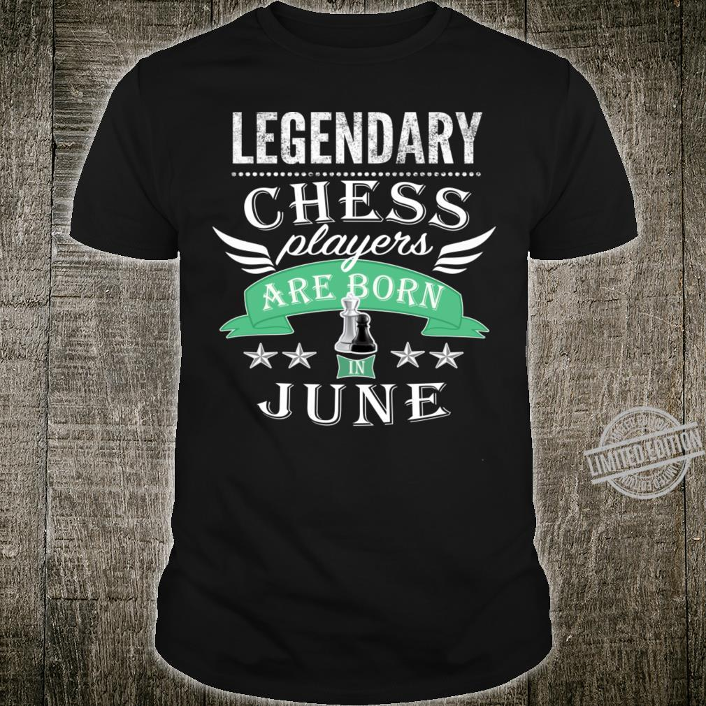 Boys Chess Shirt