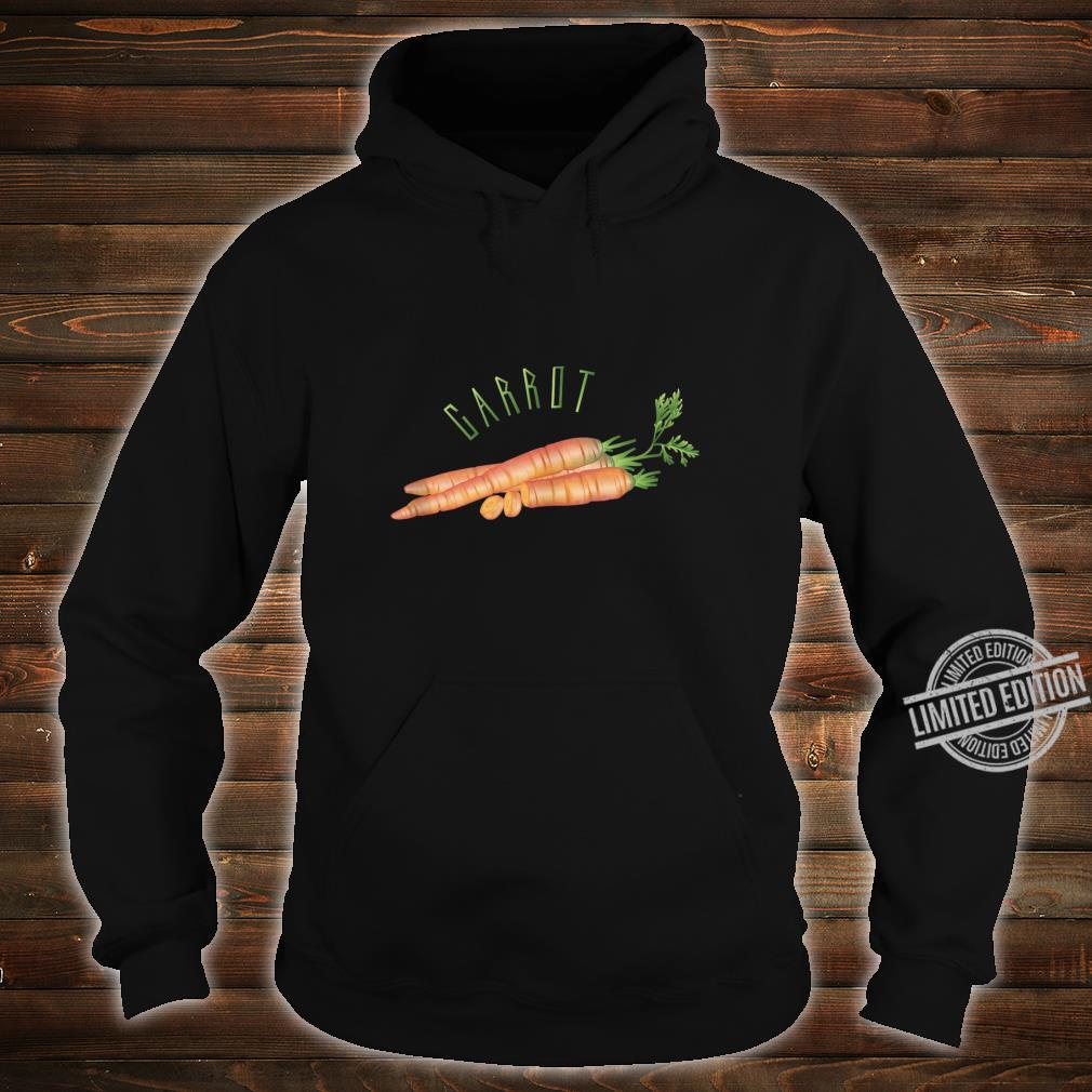 Carrot Shirt hoodie
