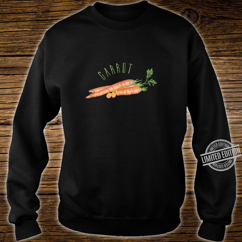 Carrot Shirt sweater