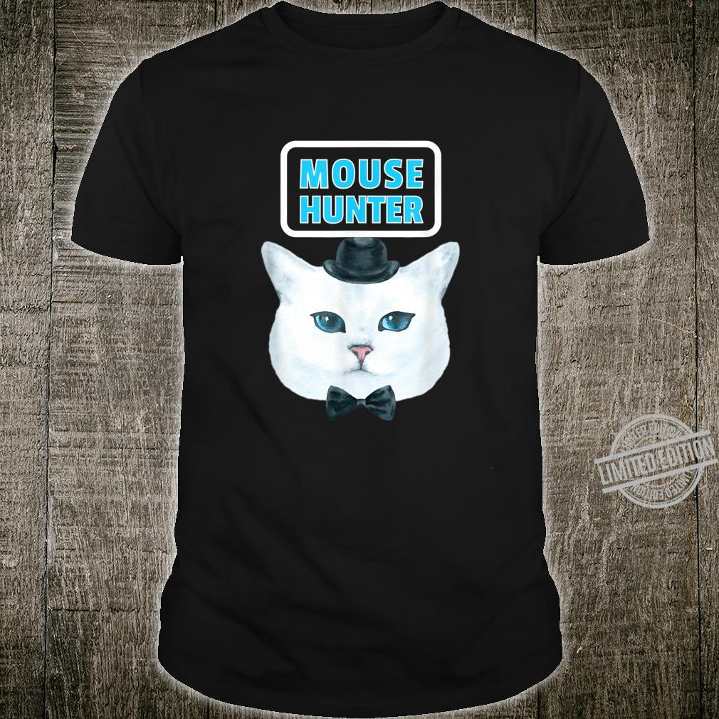 Cat Mouse Hunter Pussy Cat Humor Shirt