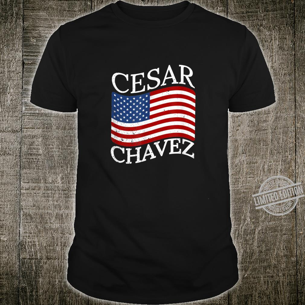 Cesar Chavez Day Holiday I March 31 Si Se Puede Shirt