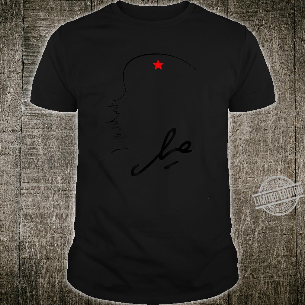 Che Guevara Kuba Rebell Unterschrift Revolutionär Freiheitsl Shirt