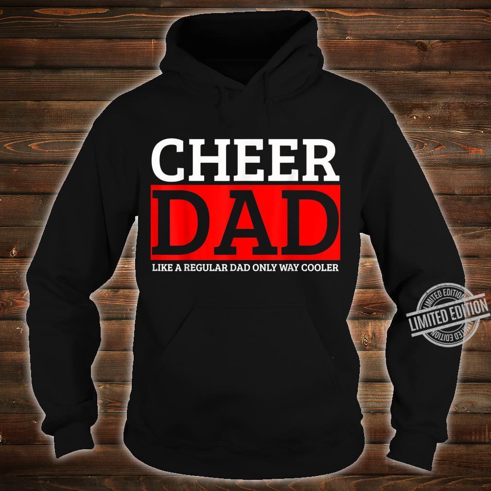 Cheer Dad Daddy Papa Father Cheerleading Shirt hoodie