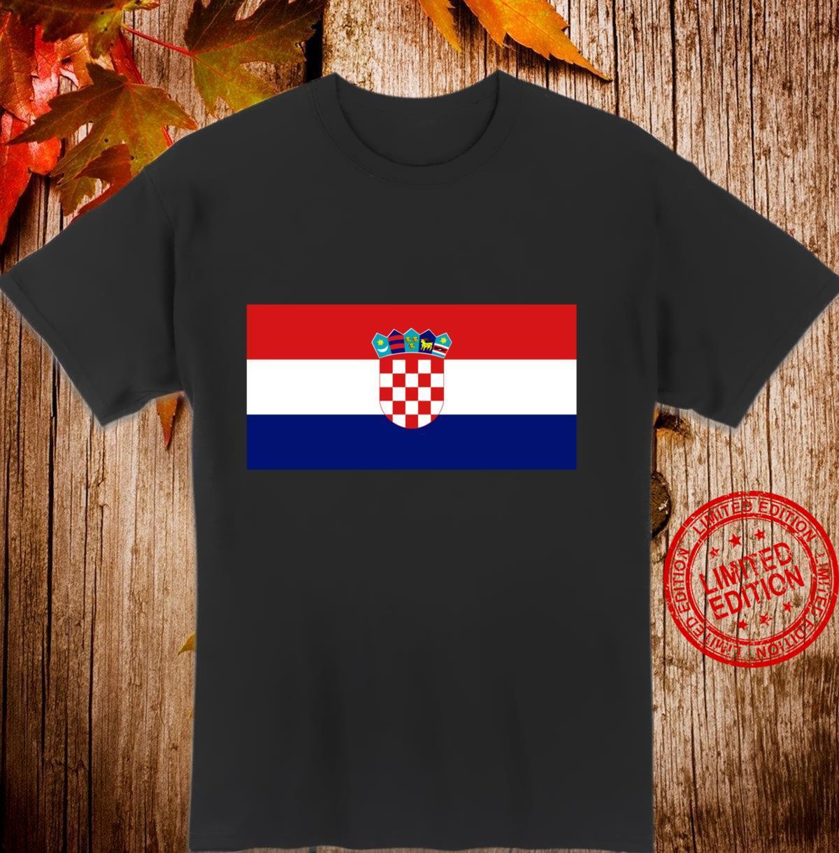 Croatia Croatian Flag Shirt