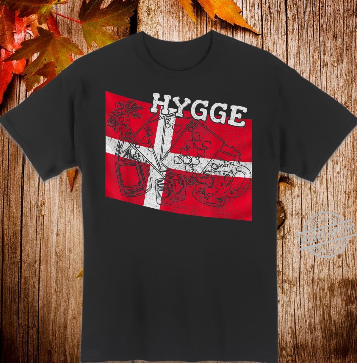 Dänemark Freunde Shirt