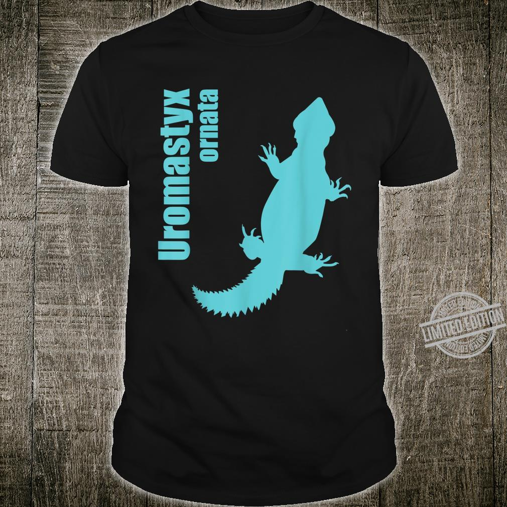 Dornschwanzagame Reptil Echse Uromastyx Haustier Geschenk Shirt