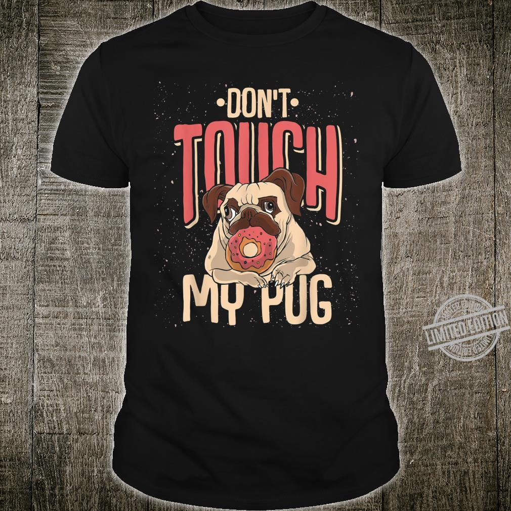 Funny Dog Animal Dog Breed Dogs Pug Shirt