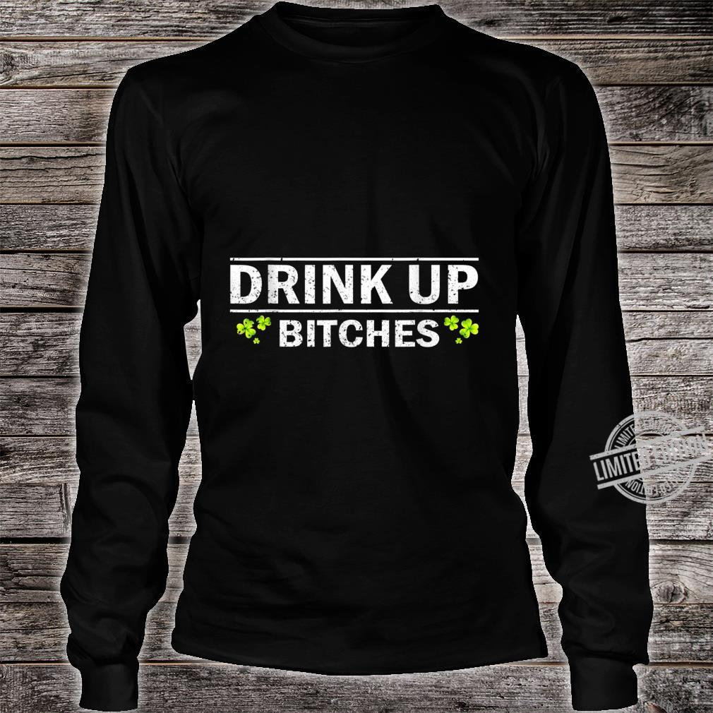 HAPPY PATRICK'S DAY Shirt long sleeved