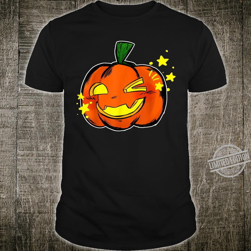 Halloween Pumpkin Trick or Treat Sweet Shirt
