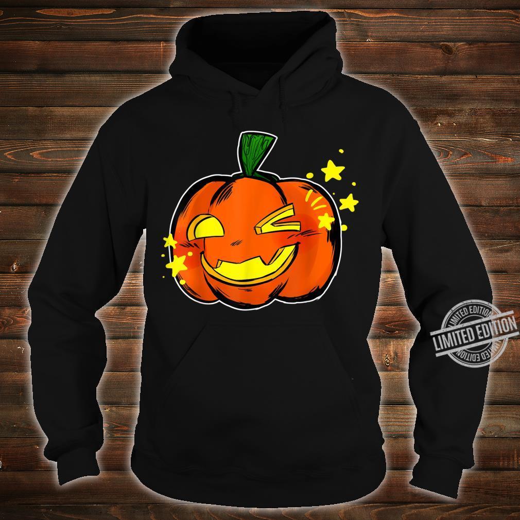 Halloween Pumpkin Trick or Treat Sweet Shirt hoodie