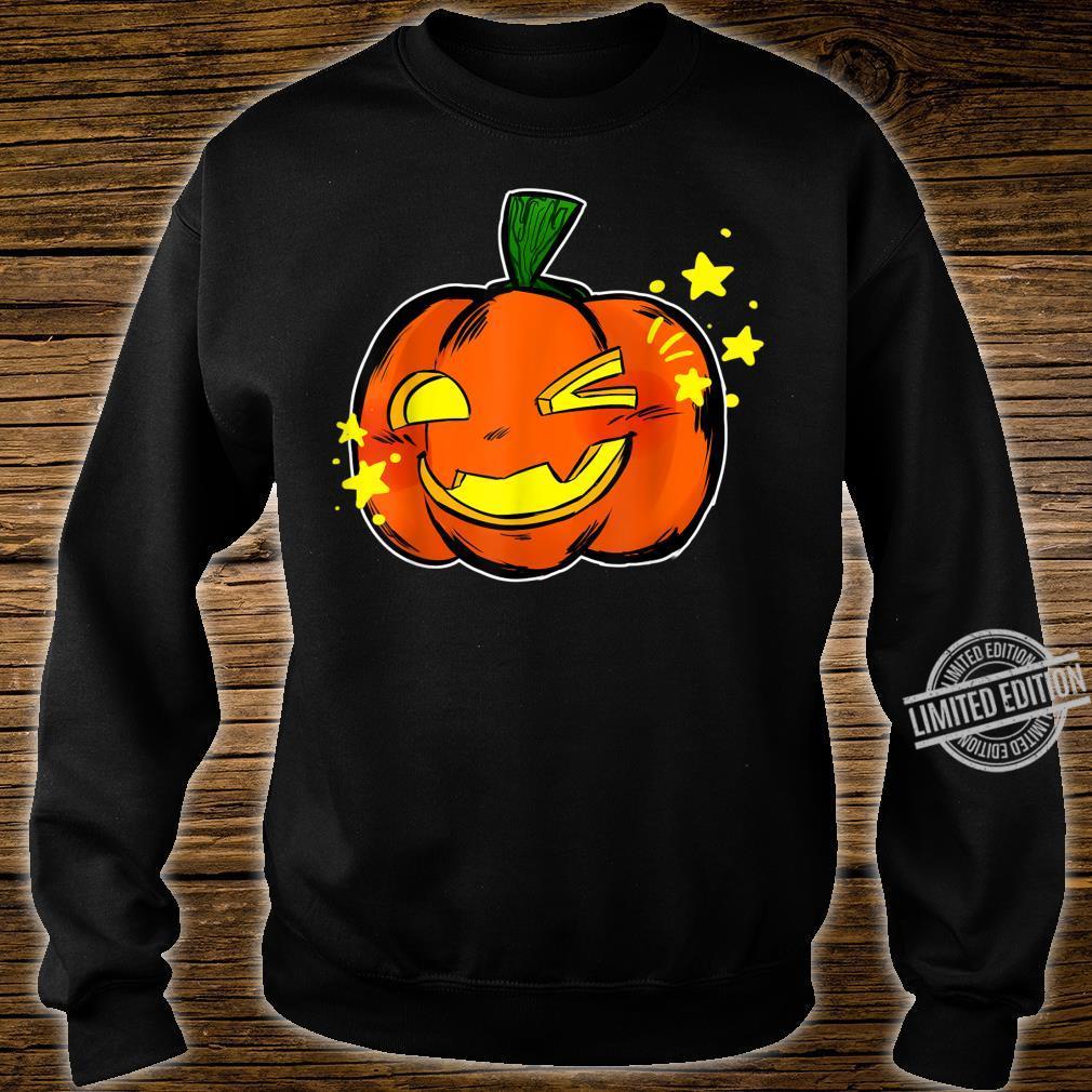 Halloween Pumpkin Trick or Treat Sweet Shirt sweater