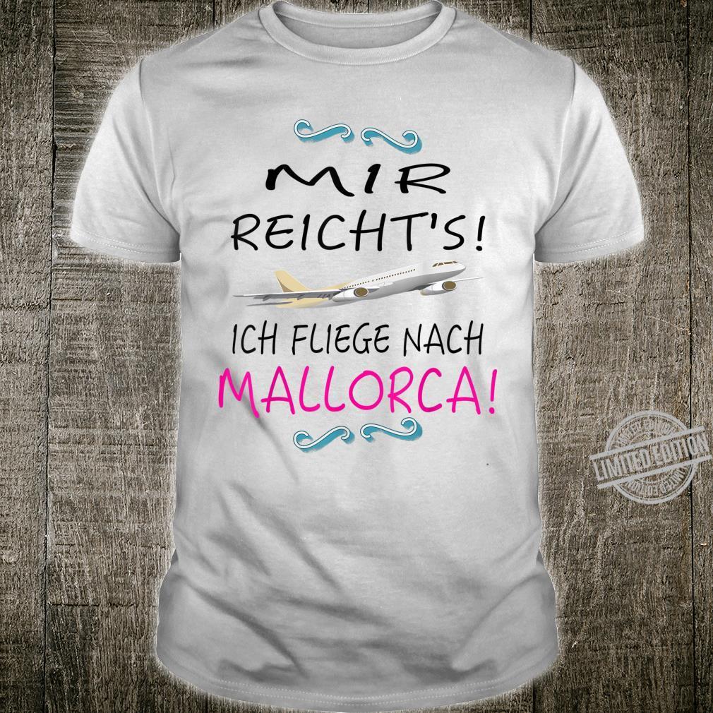 MalleMallorcaUrlaub Shirt
