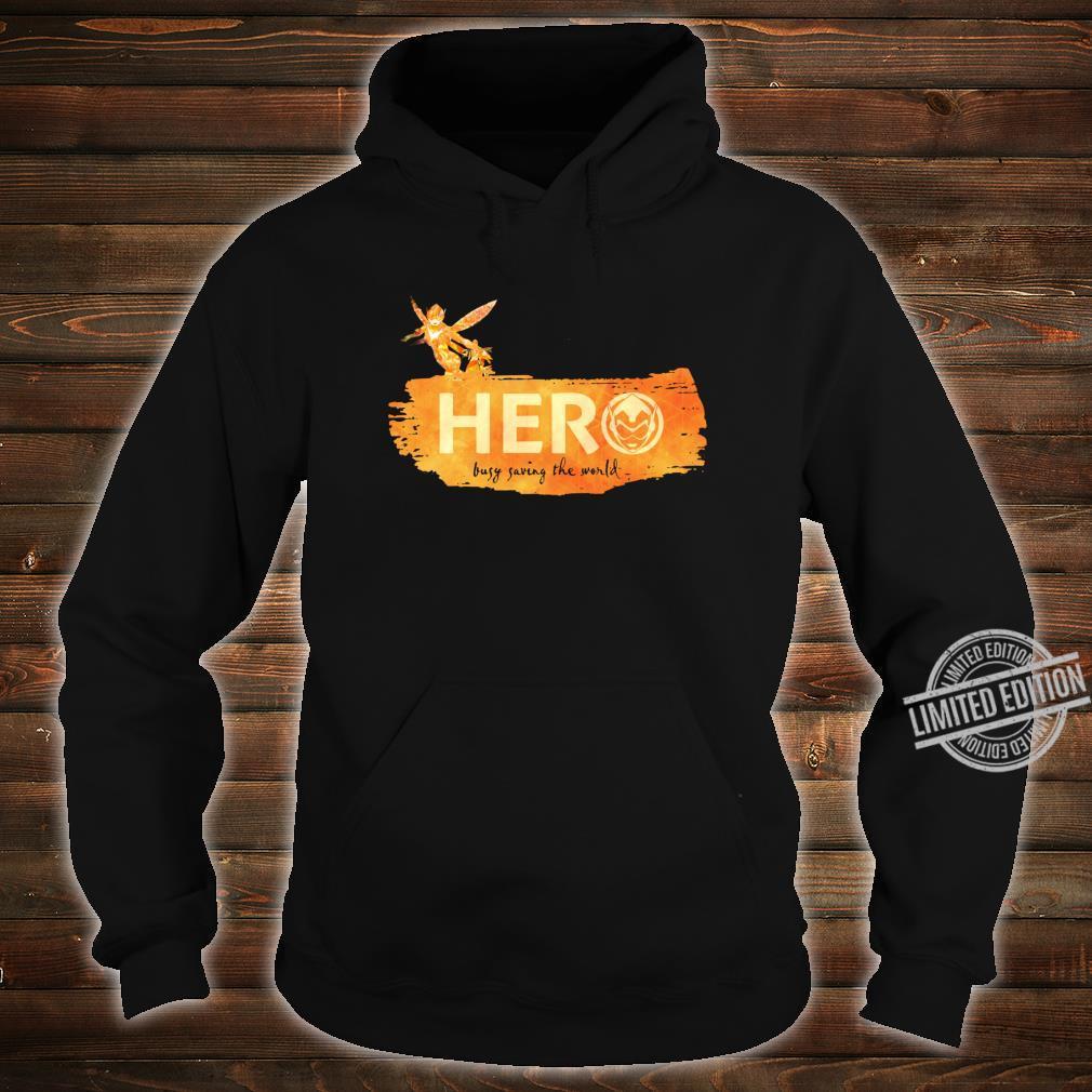 Marvel Wasp Hero Busy Saving the World Shirt hoodie