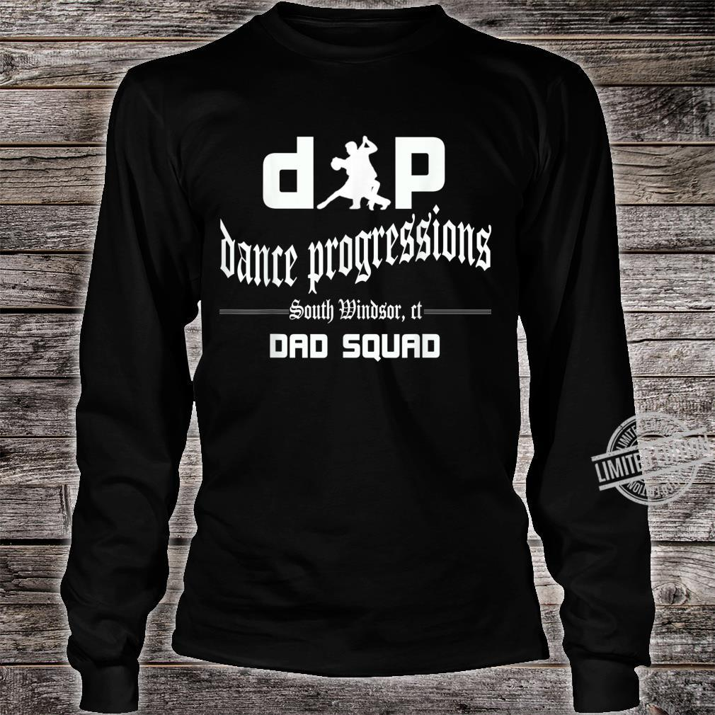 Mens Dance Progressions Rave Shirt long sleeved