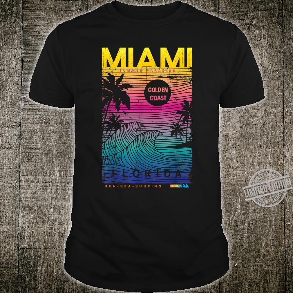 Miami Beach, I Love Miami Florida, Miami Shirt