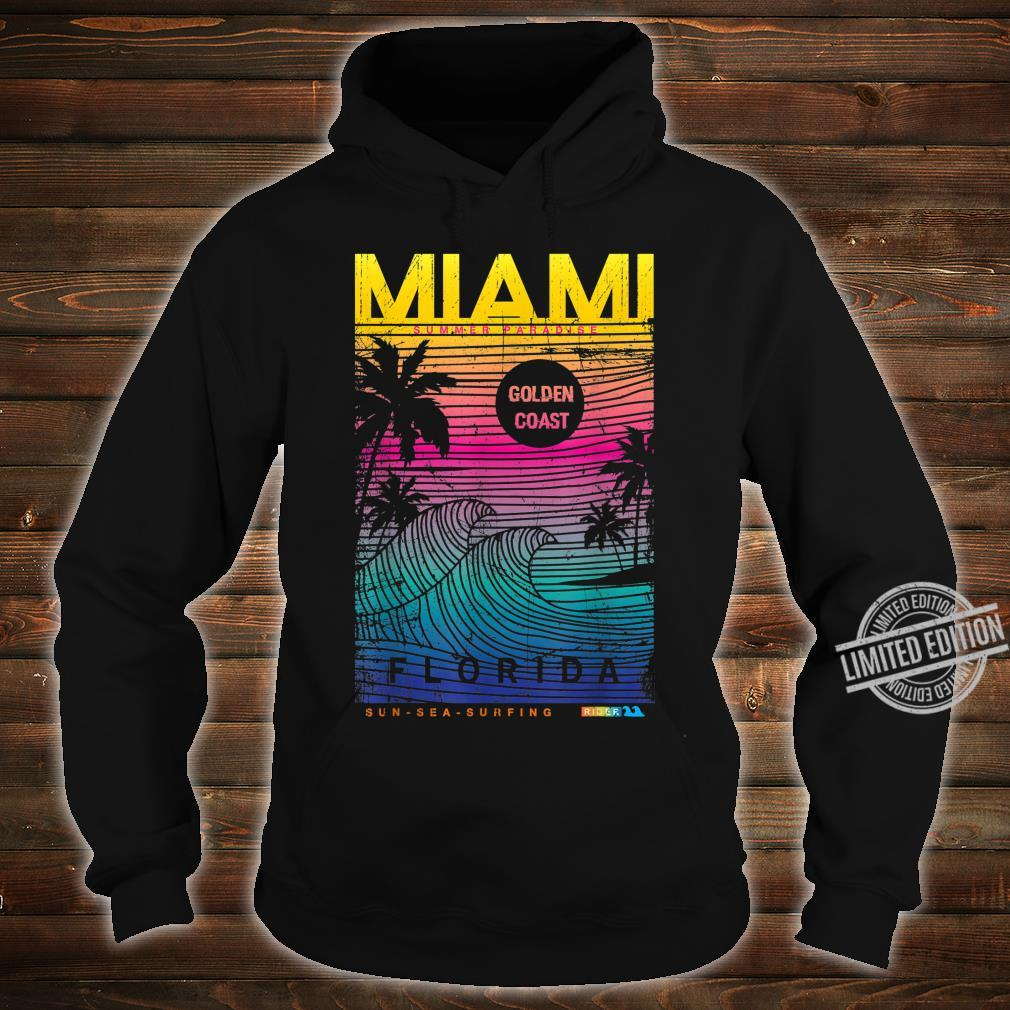 Miami Beach, I Love Miami Florida, Miami Shirt hoodie