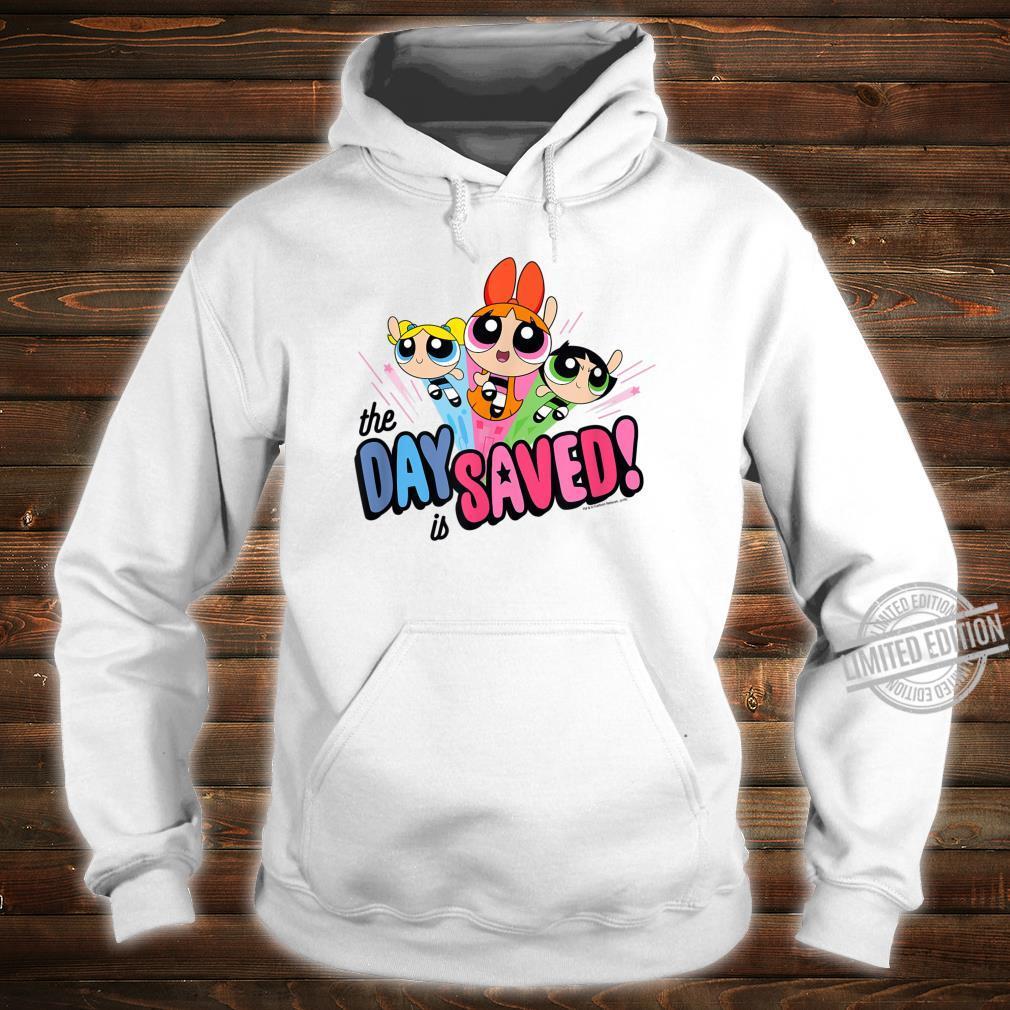 Powerpuff Girls The Day is Saved Shirt hoodie
