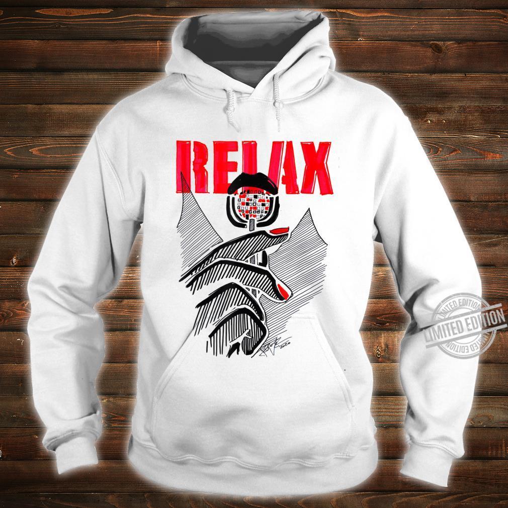 Relax Shirt hoodie