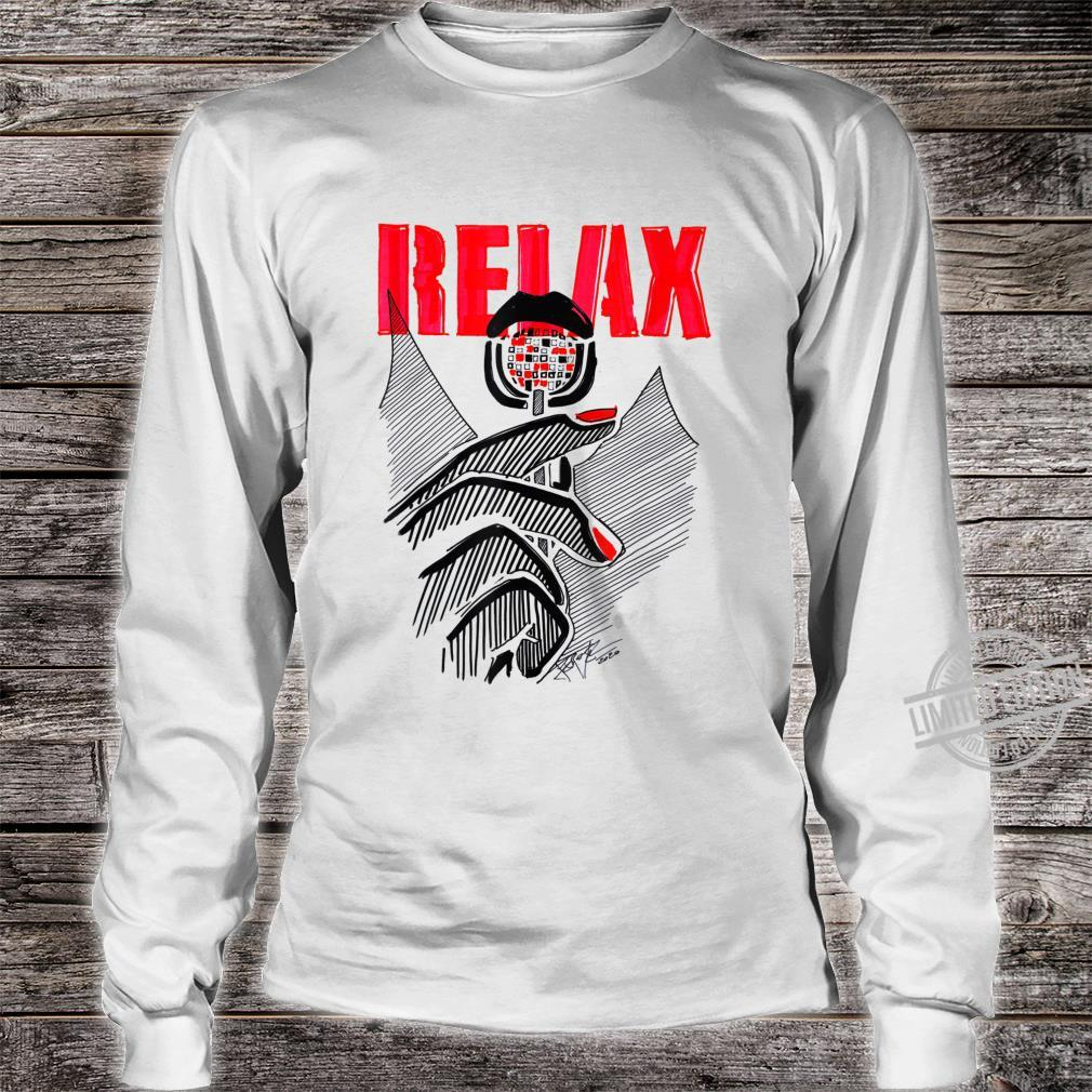 Relax Shirt long sleeved