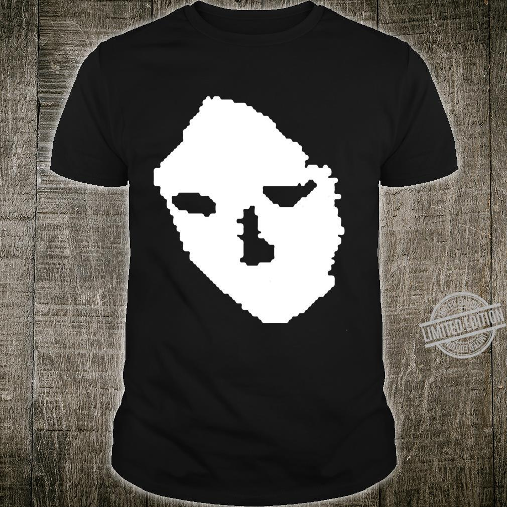 Scuzz Nun Mask Habit Shirt