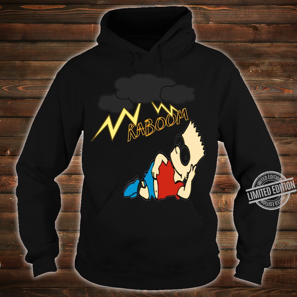 Simpsons Shirt hoodie