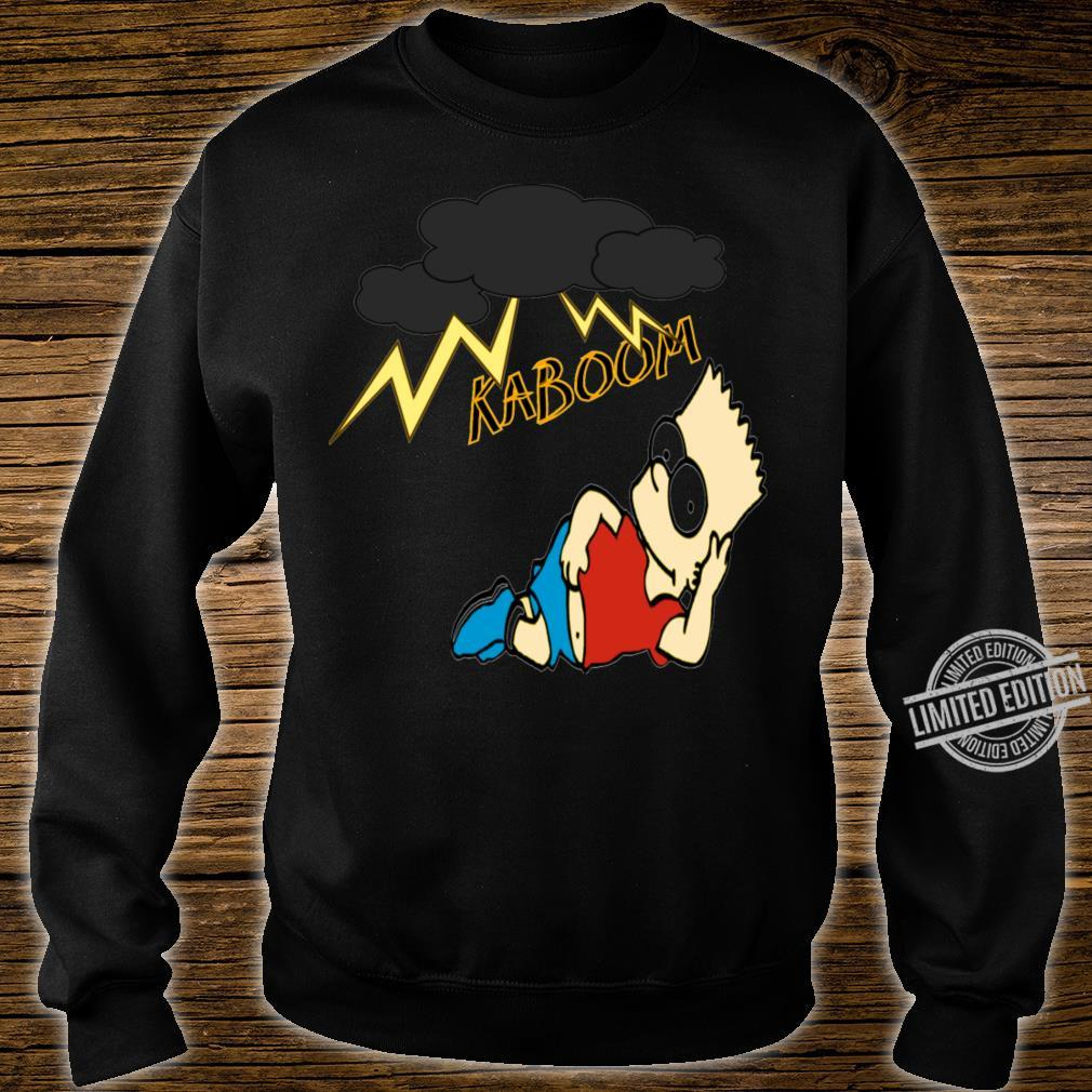 Simpsons Shirt sweater