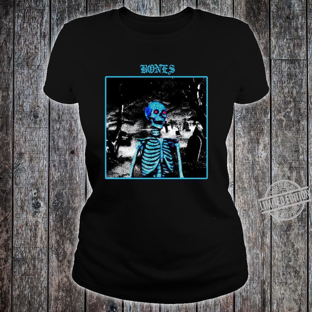Skeleton Bones Shirt ladies tee
