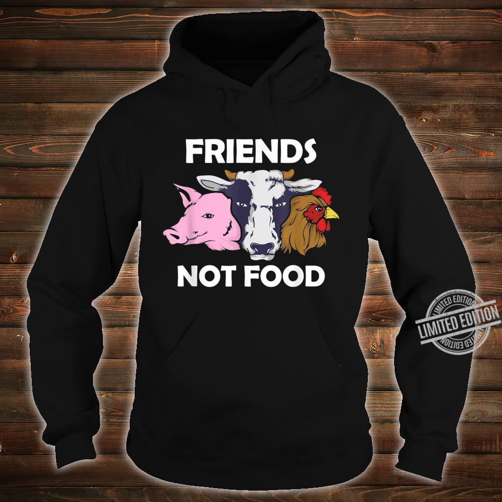 Vegan Animal Protect The Animals I Don't Eat My Homies Shirt hoodie