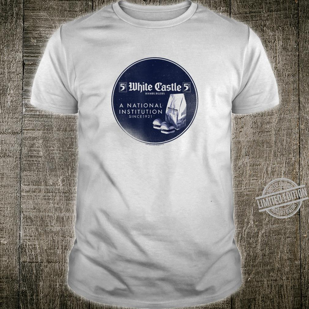 White Castle National Institution Shirt