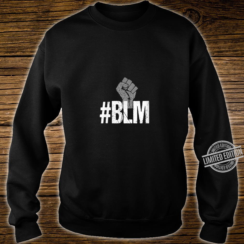 Womens #BLM Black Lives Matter Inspirational Protest Peace Vintage Shirt sweater